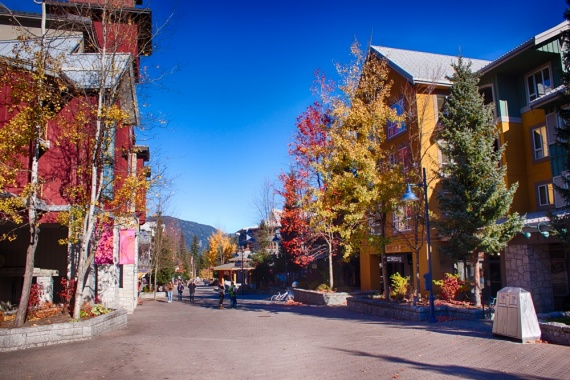 Beautiful British Columbia - yes, that is true. <br>Whistler, British Columbia, Canada, 2014 by Lennart Wörmer <br>#34